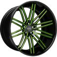 M61-Black-Green-Concave-wheel